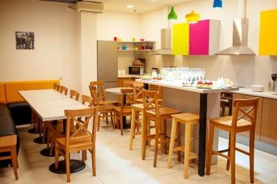 Мини-отель с кухней