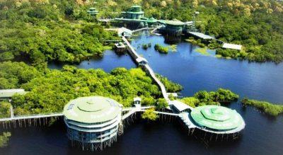 Отель Ariau Amazon Towers