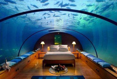 Отель Poseidon Undersea Resort